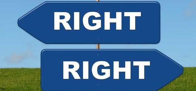 Onlinemarketing und der paradox of choice auf Nischenseiten